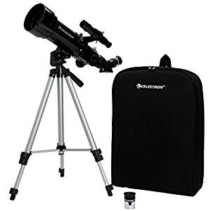 The Celestron 21035 is the best travel telescope on the market
